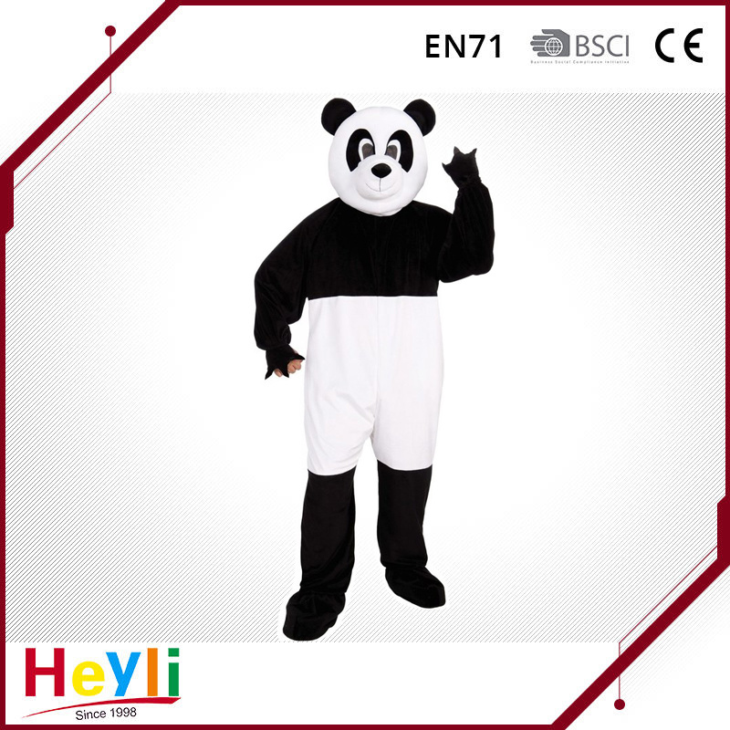 Animal Panda Mascot Party Cosplay Costume for Adults
