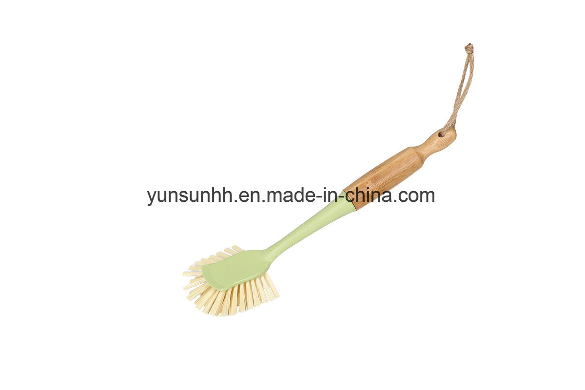 Kitchen Bamboo Dish Brush/ Cleaning Brush