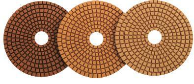 Hfpp Great Diamond Polishing Resin Pad for Concrete