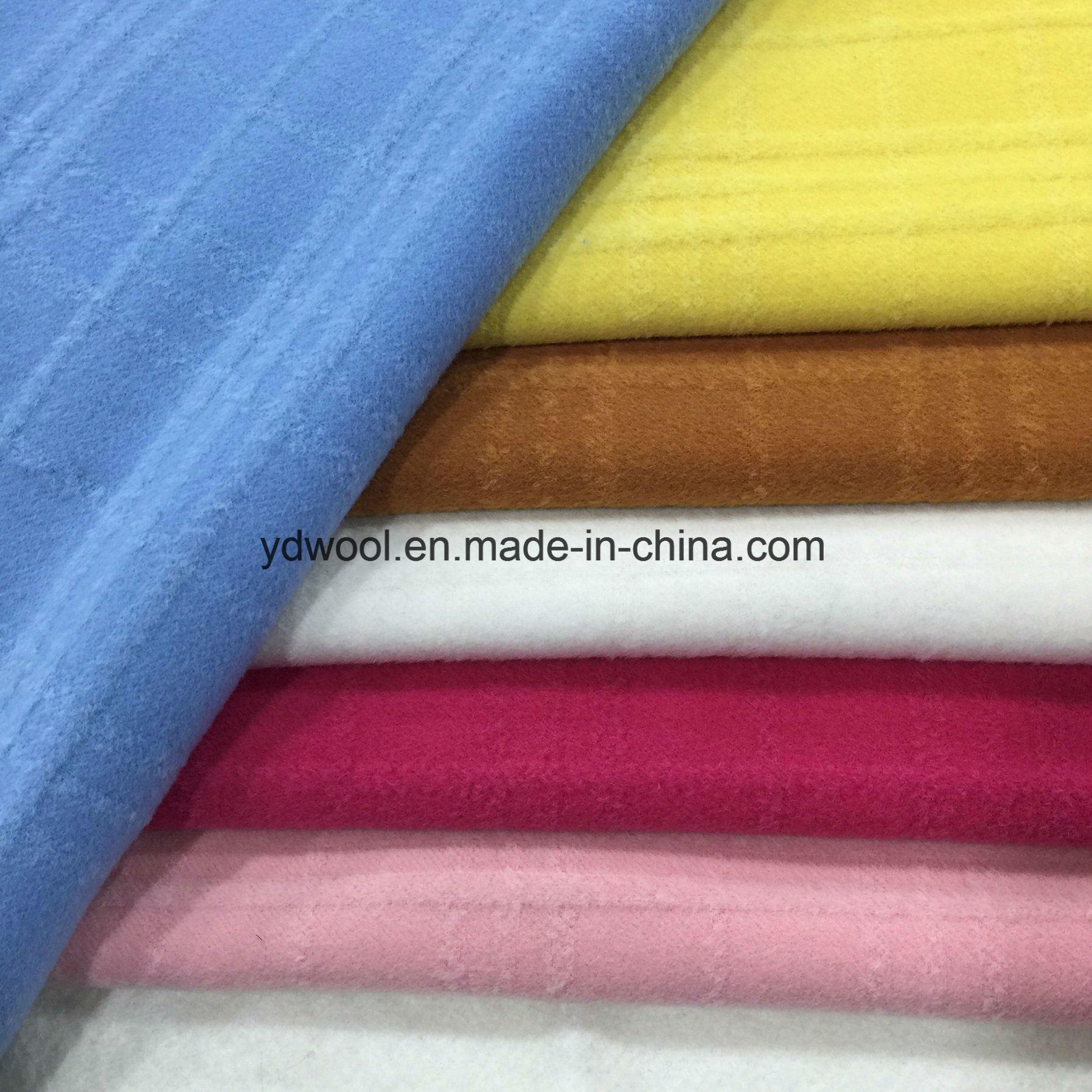 Jacquard Check Wool Fabric Ready Greige Fabric