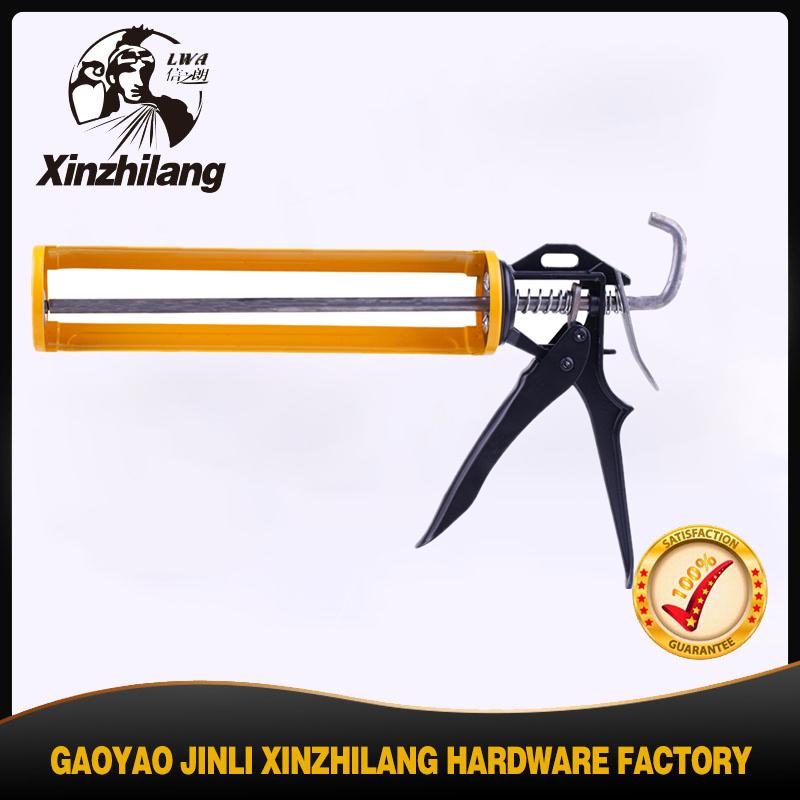 Rotatable Cordless Skeleton Caulk Gun Tools