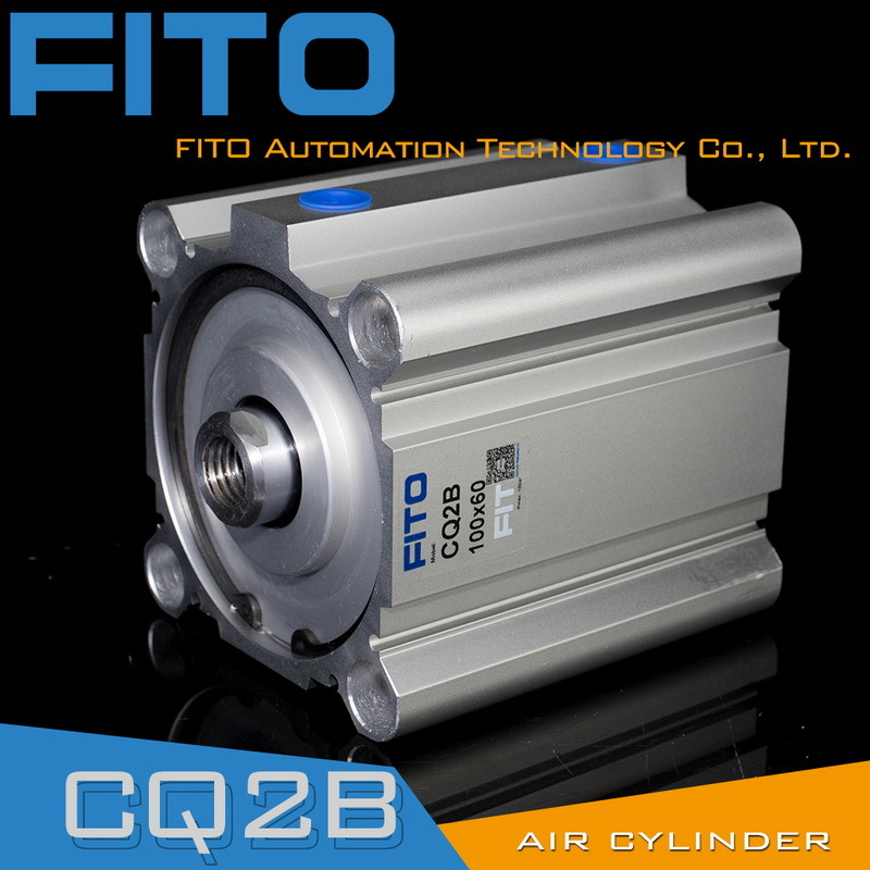 Cq2 Compact Pneumatic Cylinder by SMC Type or Airtac Acq