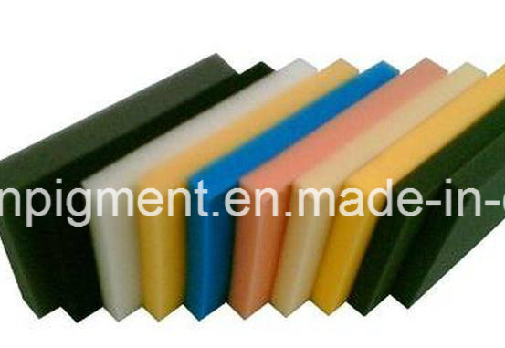 Color for Polyurethane Flexible Foam Sponge Tdi MID Polyether