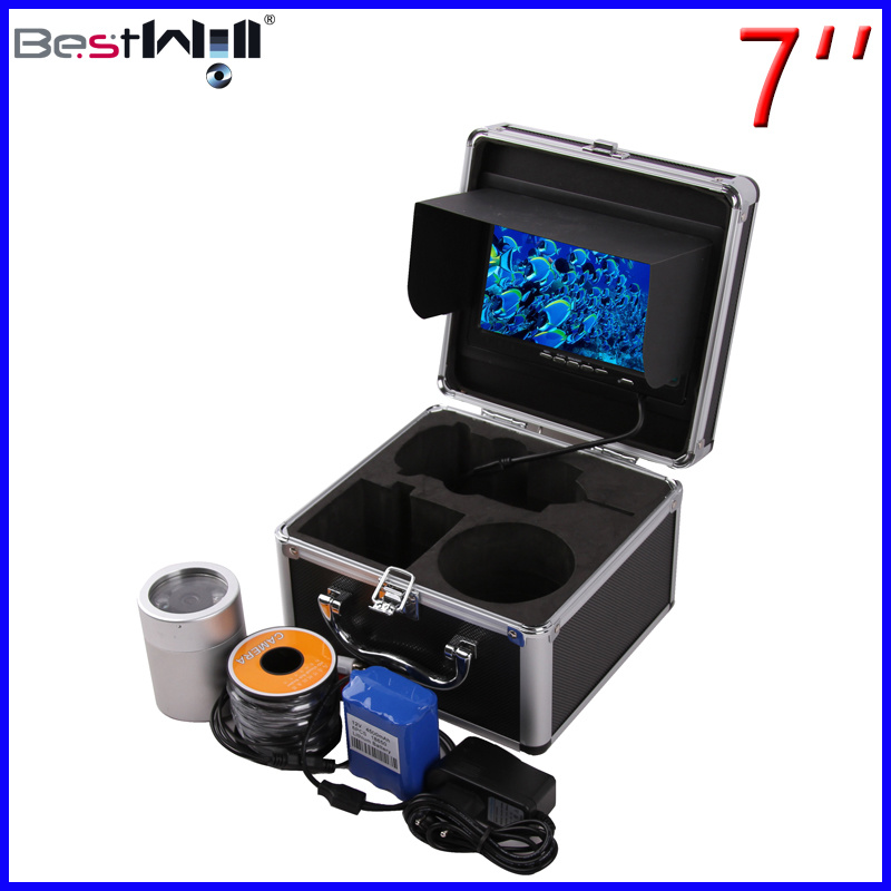 Underwater Camera 7′′ Monitor 20m to 100m Cable 7q3