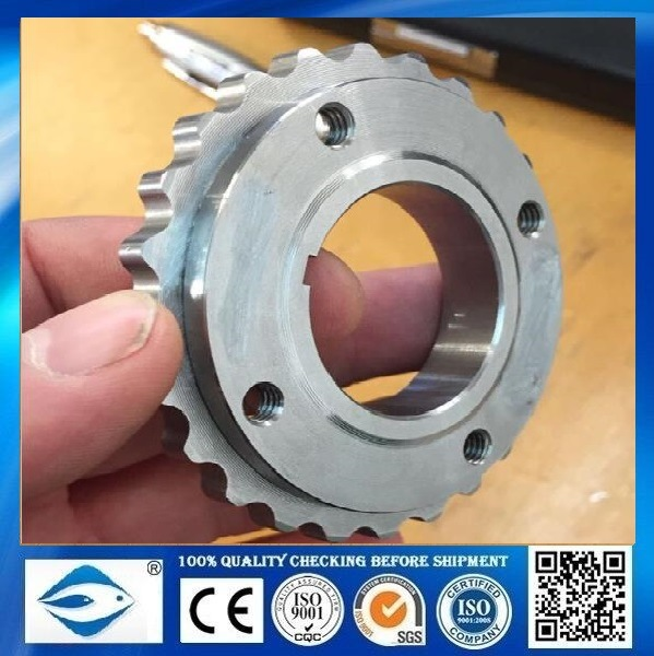 CNC Machining Metal Products