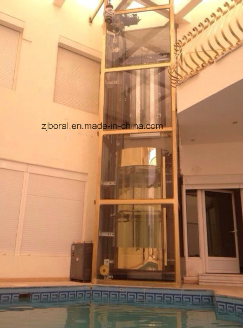 Villa Lift for Private Villa or Home Installation