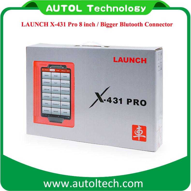 2017 100% Original Launch X431 PRO 8inch Diagnostic Machine for All Car X431 PRO