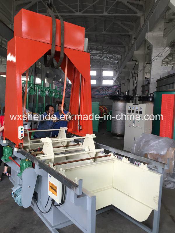 23years Factory Custom Made Roll Plating Machine