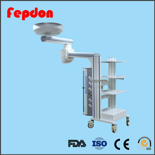 Anesthesia Ceiling Medical Pendants with Trolley