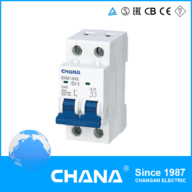 6ka New Type High Breaking Capacity Mini Circuit Breaker (MCB)