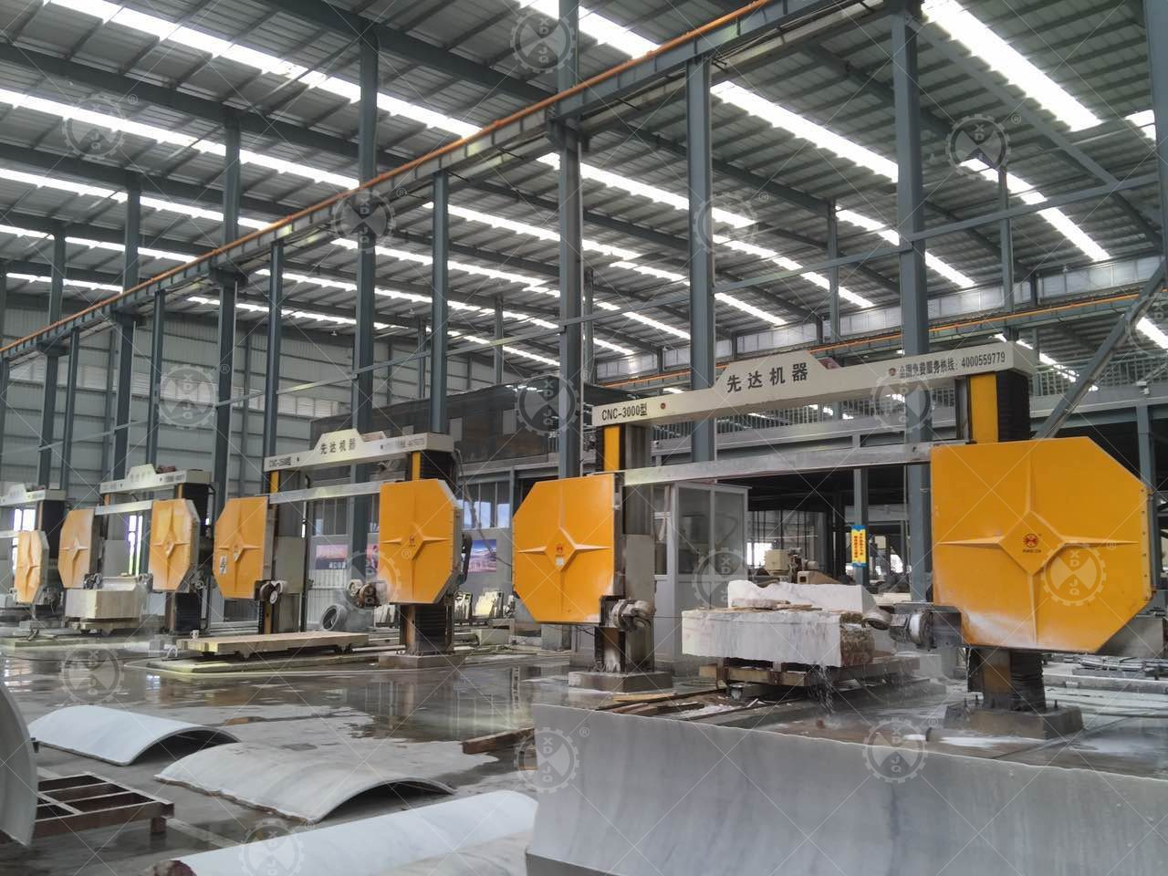 CNC-3000 CNC Stone Machine for Cutting Marble and Granite