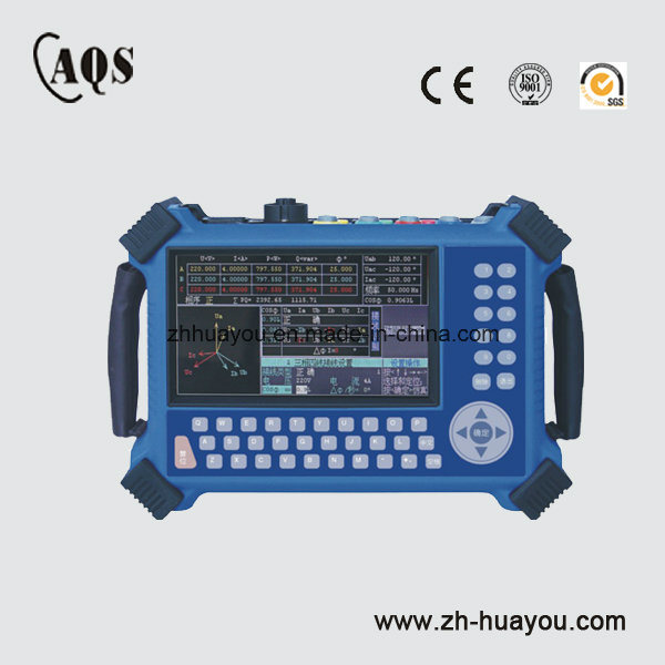 The Best Price Multi- Function of Three Phase Electronic Energy Meter of Calibrator Instrument