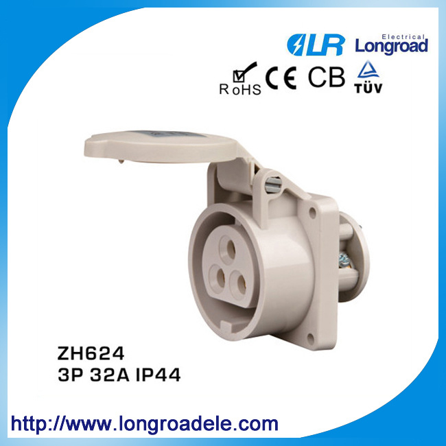 Electric Socket (Protection Rate: IP44)