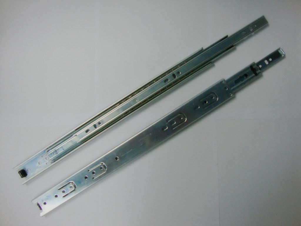 45mm Full Extension Drawer Runner Ball Bearing Drawer Slides