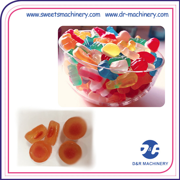 Best Jelly Candy Depositing Machine