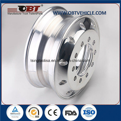 "17.5"" Tyre Aluminum Alloy Wheel for Trailers and Trucks"