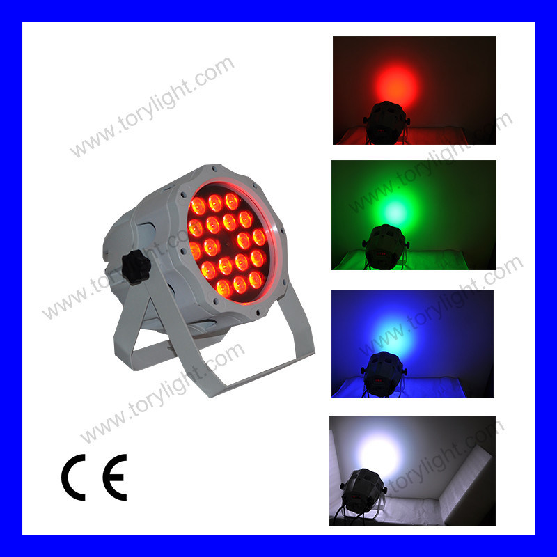 Outdoor LED PAR 18PCS*12W RGBW PAR