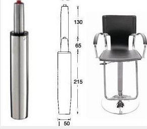 SGS Stainless Steel Gas Spring for Chair