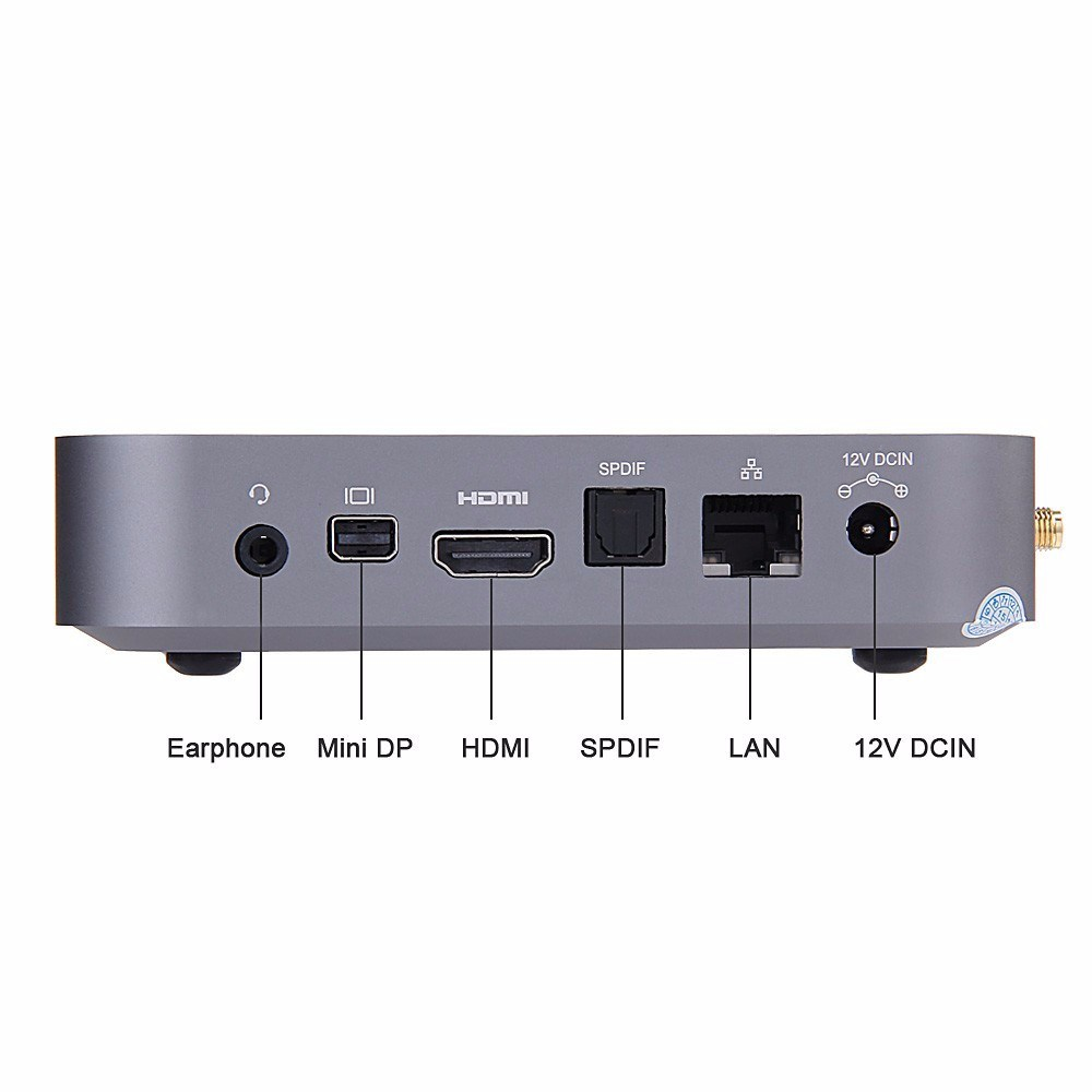 Minix Ngc-1 N3150 4GB DDR3l 128GB Windows10 TV Box