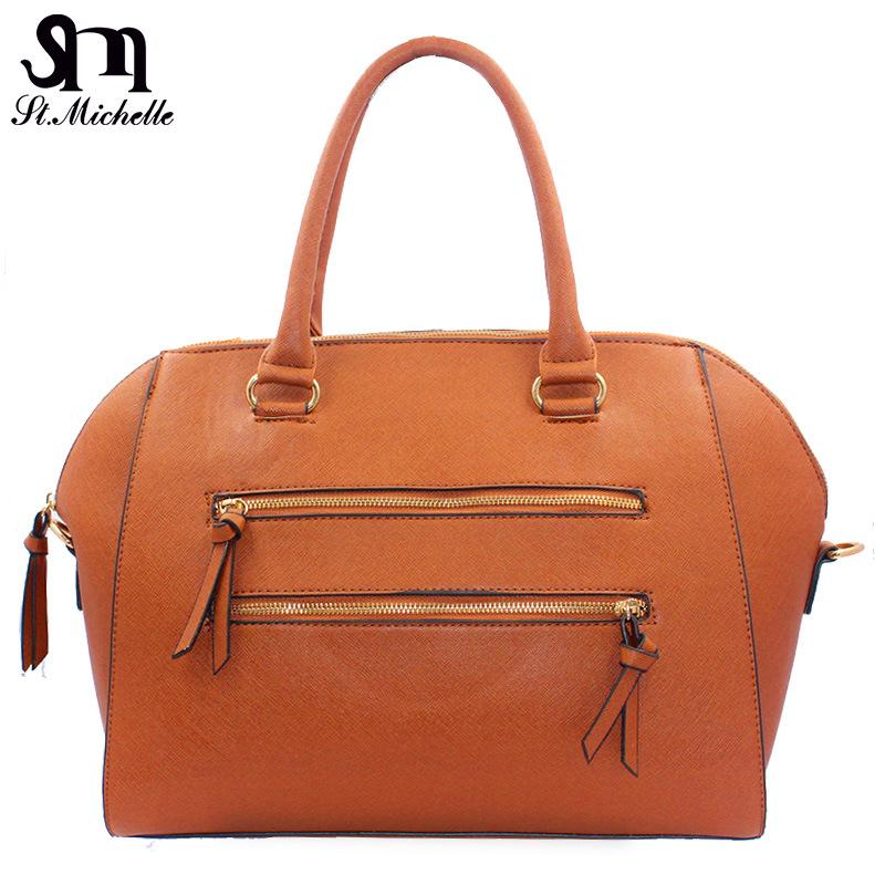 New Fashion PU Tote Handbags for Women