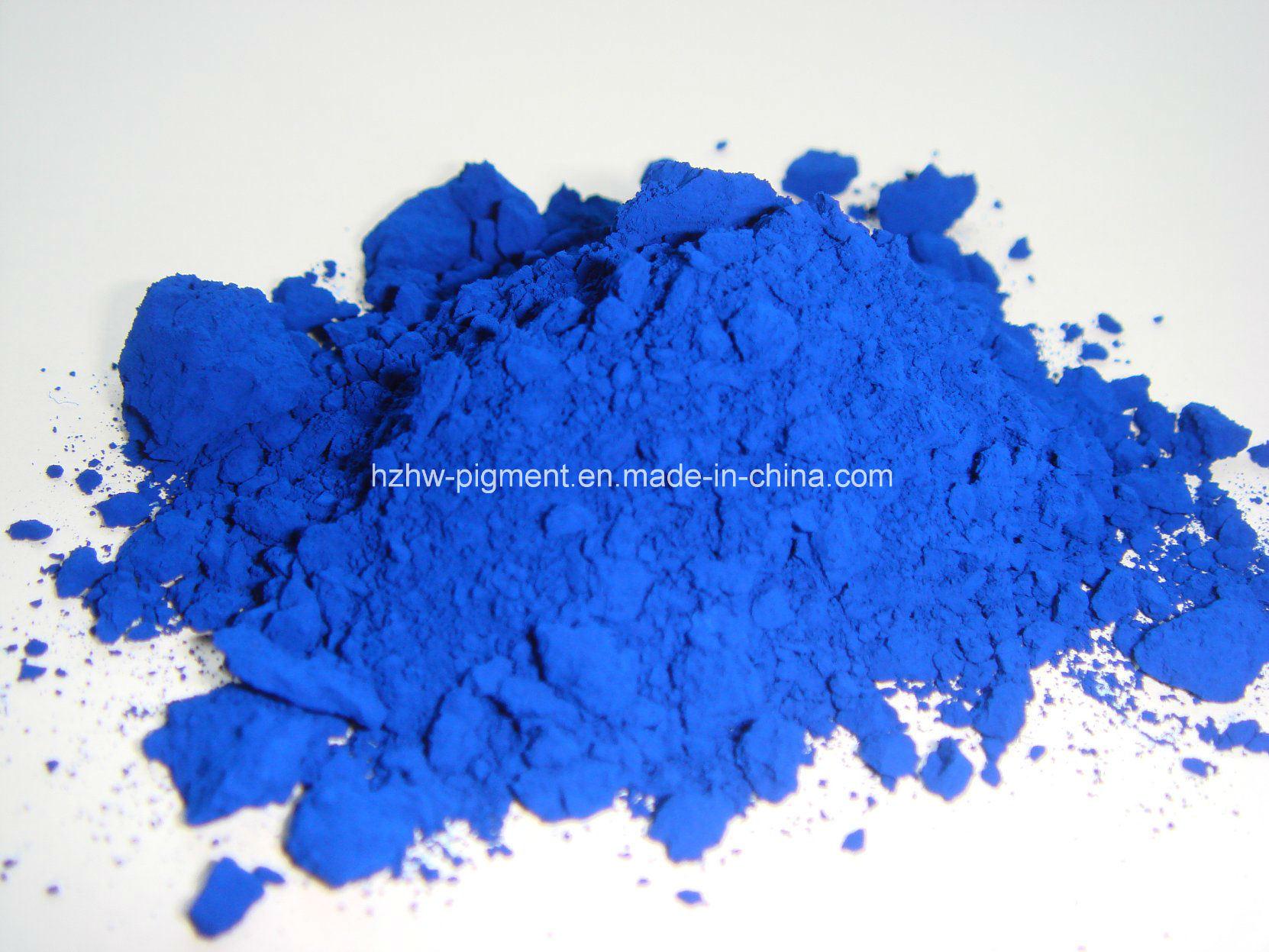 Organic Pigment Fast Blue Bgs (C. I. P. B. 15: 3)