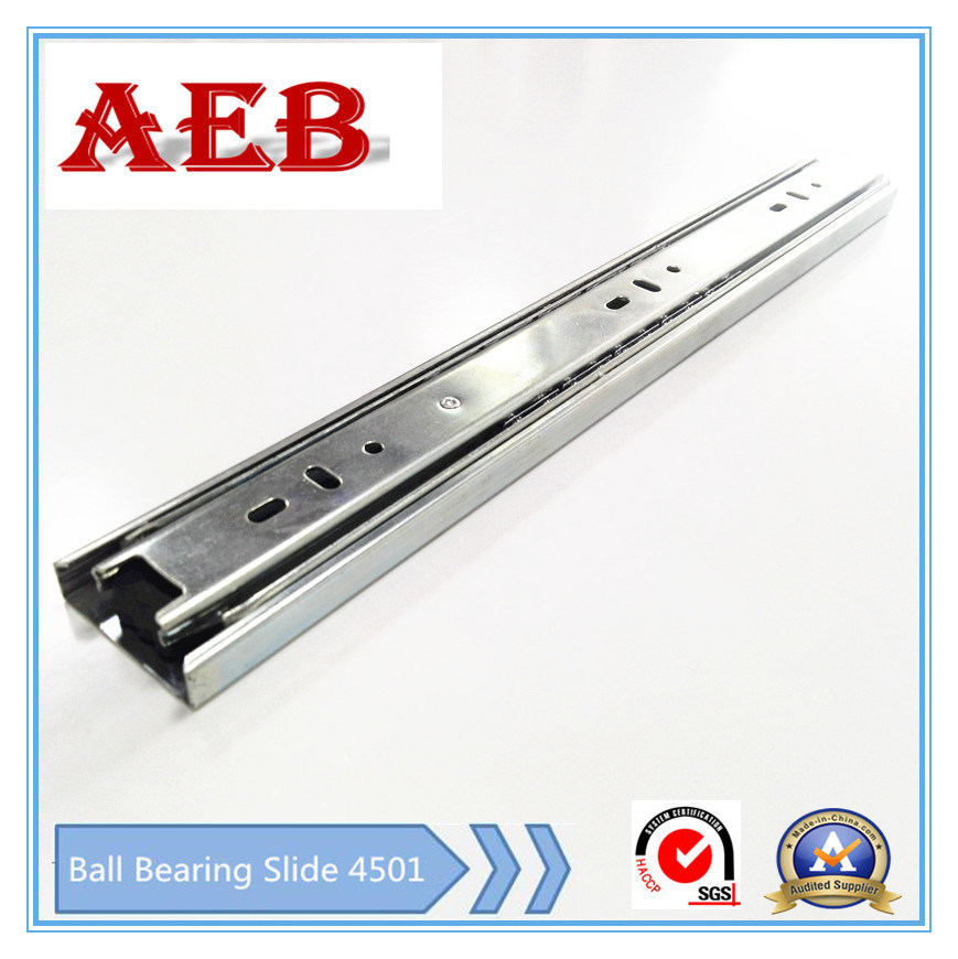 Aeb4501-250mm Full Extension Ball Bearing Drawer Slide