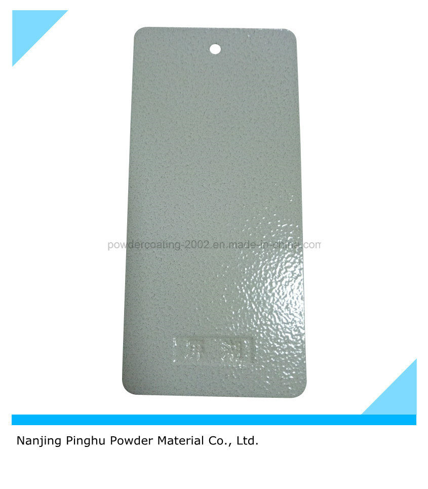 Bicolor Texture Powder Coating for Sewing Machine