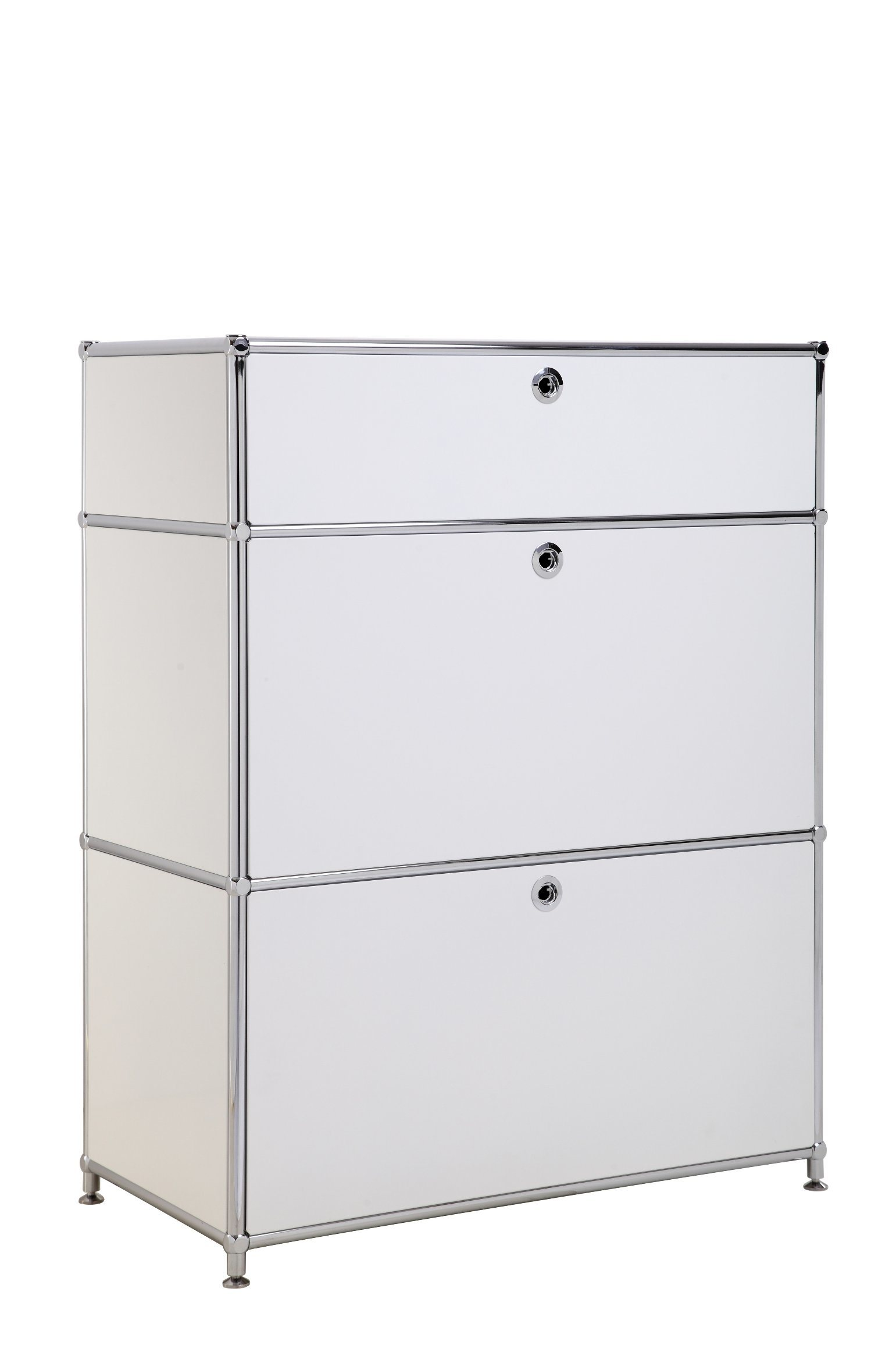 High Quality Steel 2 Drawer Colorful Pictures File Cabinet