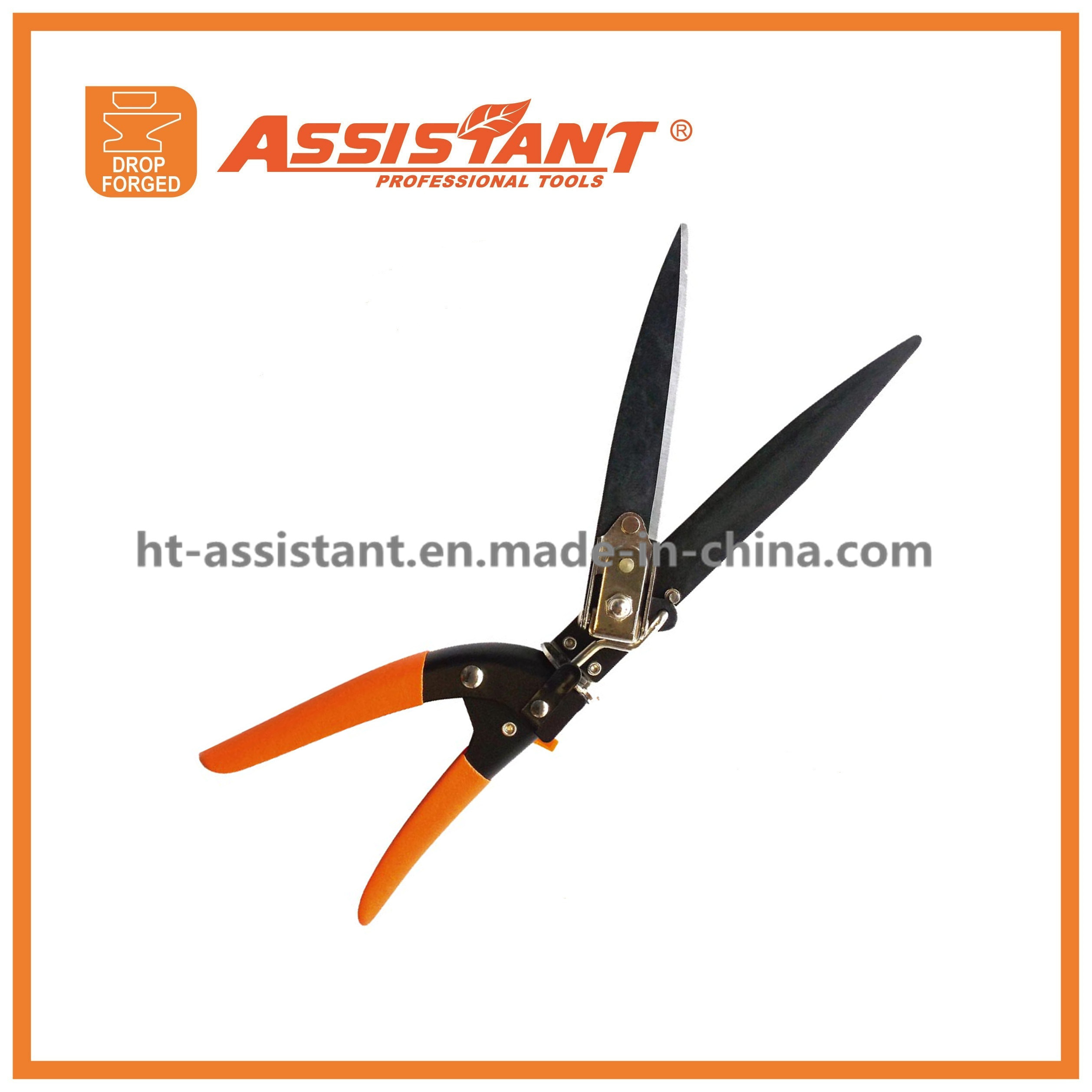 Garden Scissors and Trimmer 360 Degree Grass Swivel Shears