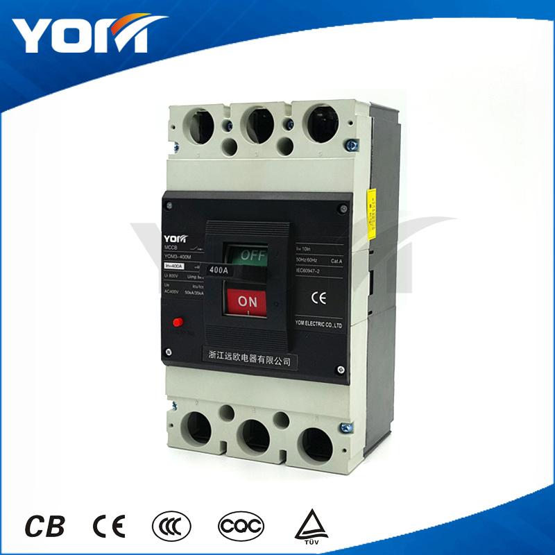 MCCB Circuit Breaker-400L-4p