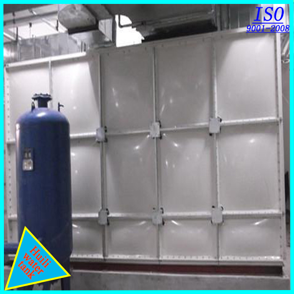 20 Years Experience GRP Water Storage Tank