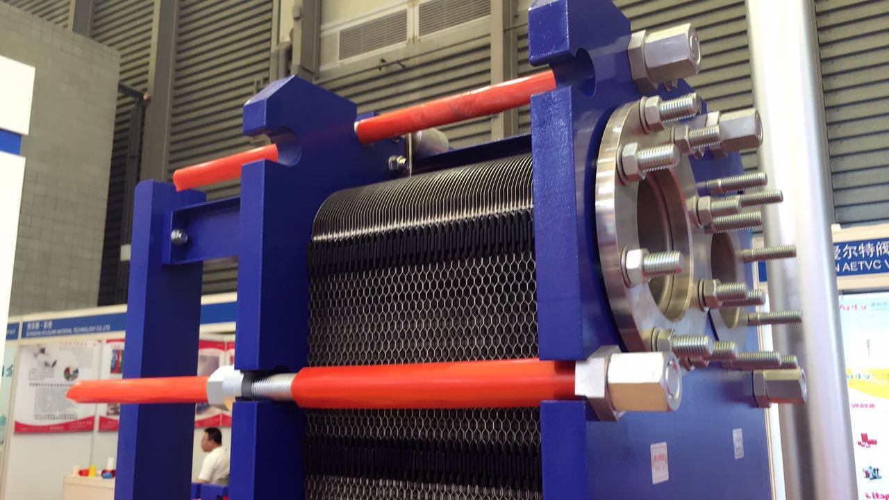 Plate Type Heat Exchanger for Sondex S4