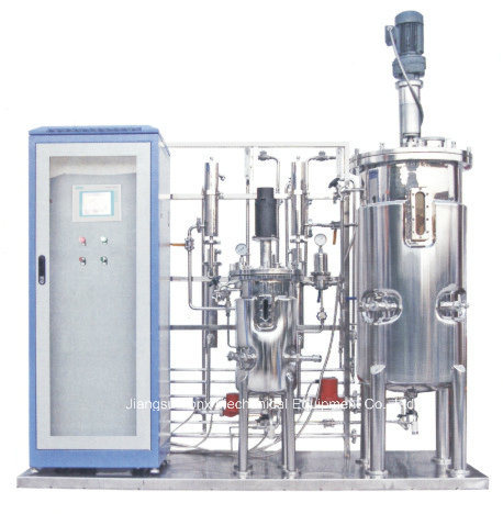 Tonx Bio- Fermentation Tank for Typical Process Flow of Cultivation