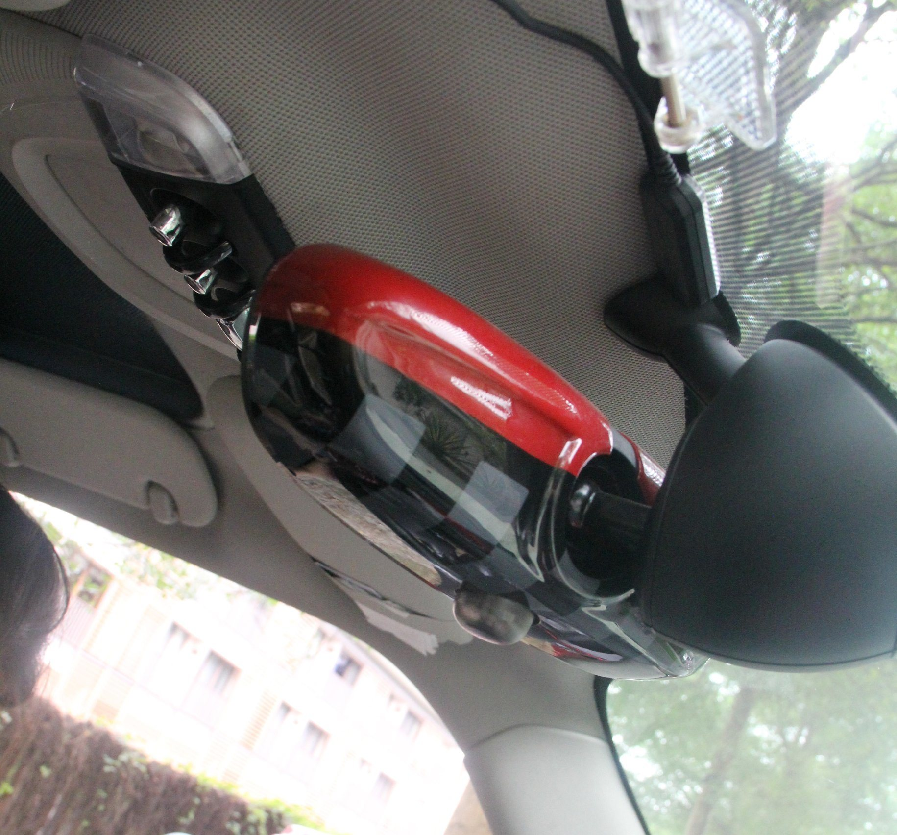 Interior Mirror Cover for Mini Cooper F56 (1 PCS/Set)