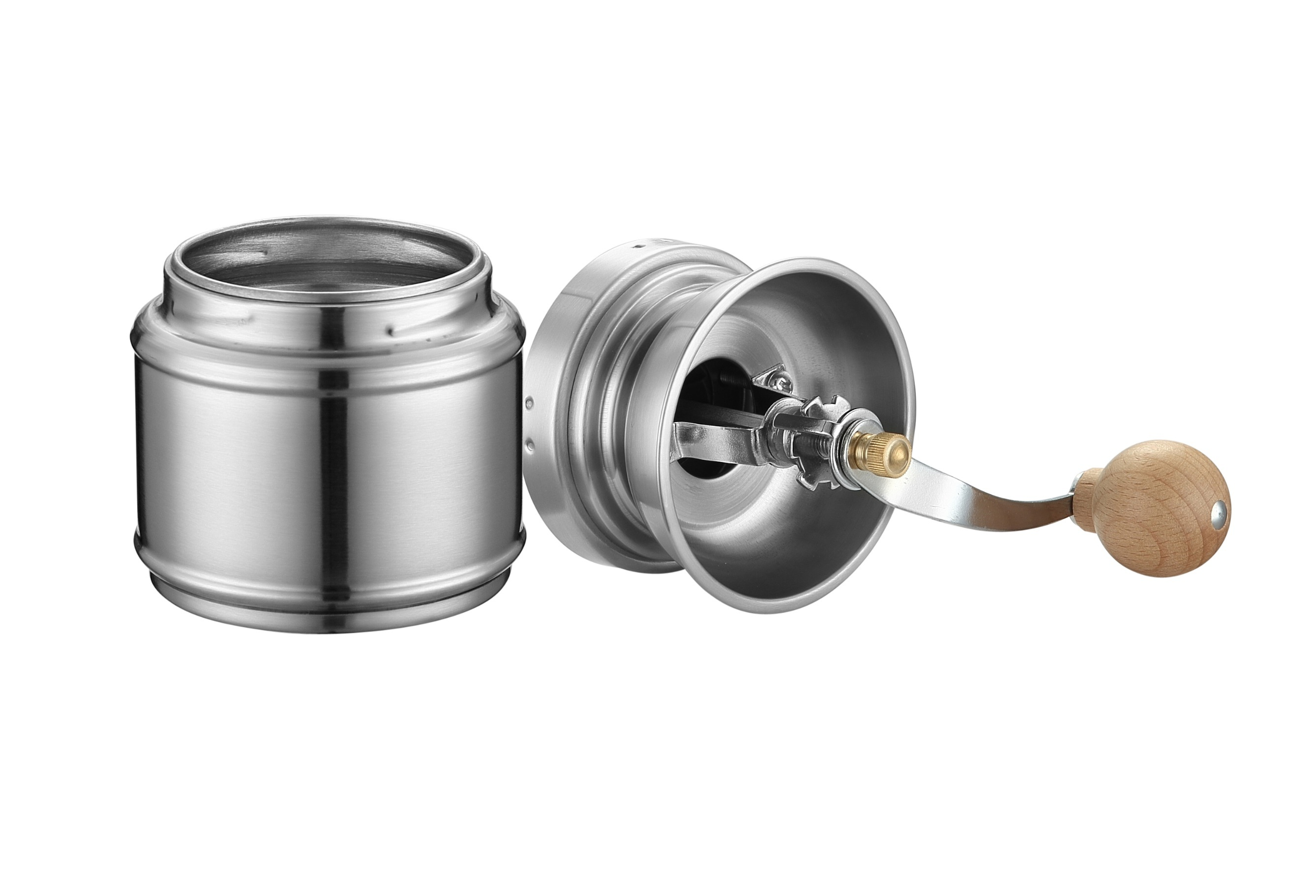 Japan Casual Product Stainless Steel Coffee Grinder