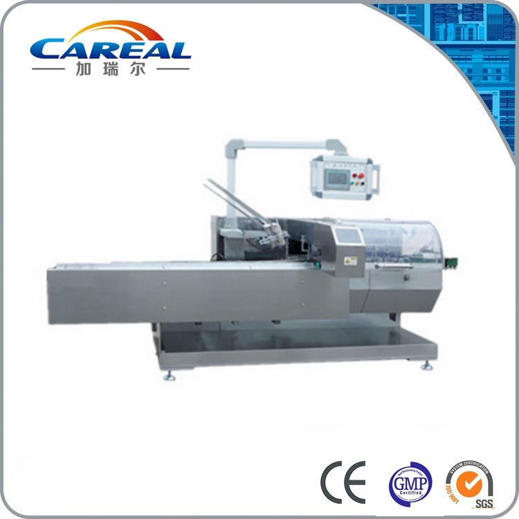 Dzh-100 Automatic Bottle Cartoner Packing Machine