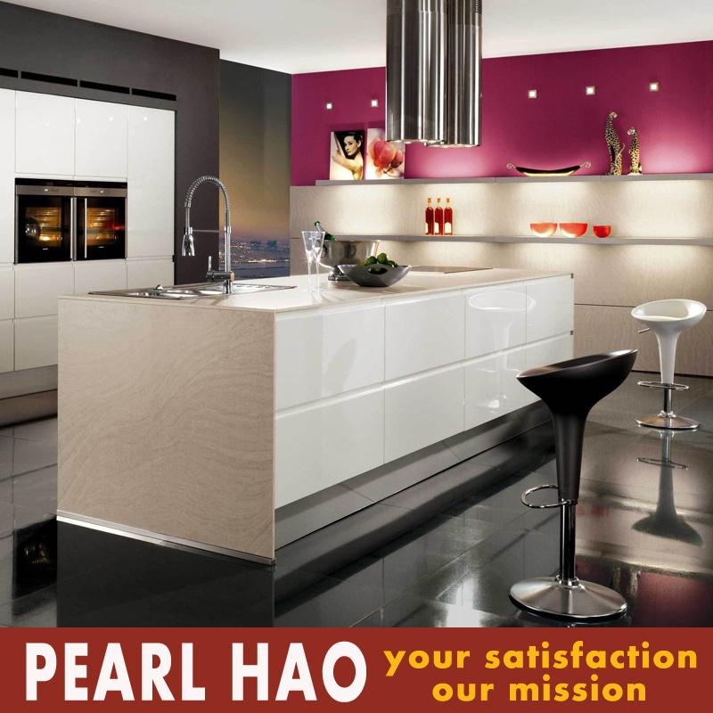 Modern High Glossy Acrylic Kitchen Cabinet Kitchen Cupboard
