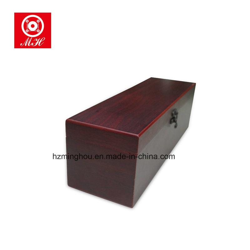 Wooden Wine Box Wood Gift Box Set by Case Elegance