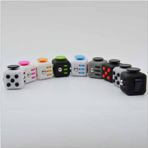 2017 The Hot Fidget Cube for Children Anti Stress