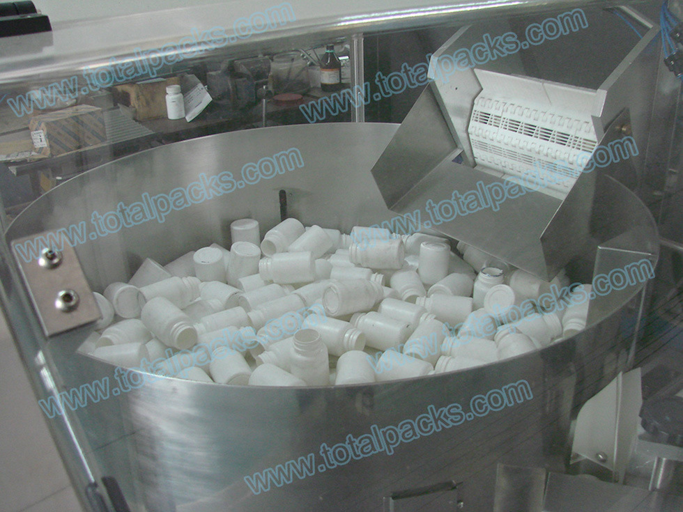 Automatic Bottle Unscrambling Machine High Speed (US-100A)