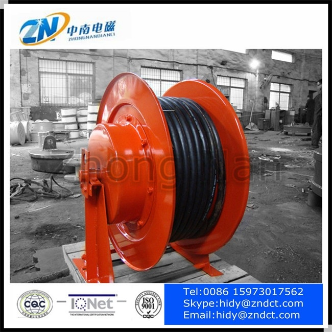 Spring Electric Cable Reel for Crane Jta
