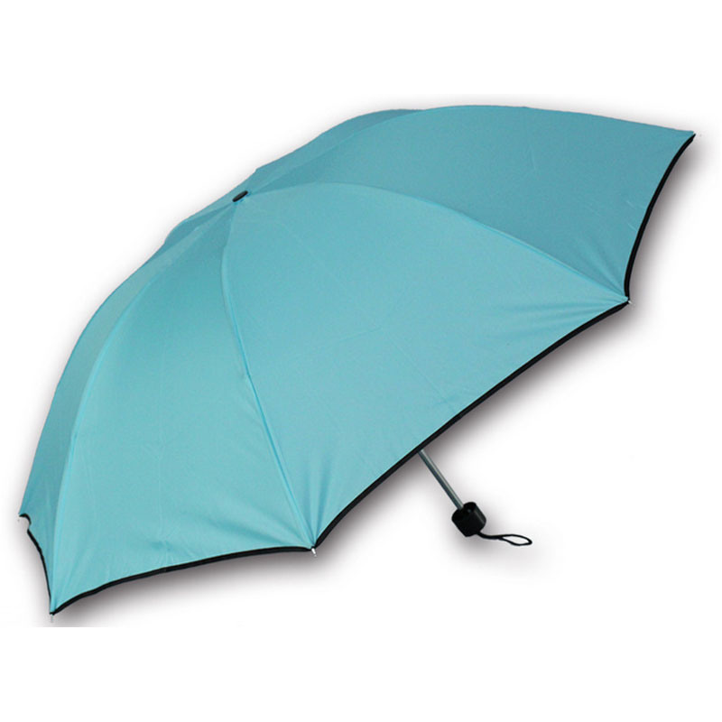3 Folds 60#*8k Manual Windproof Umbrella