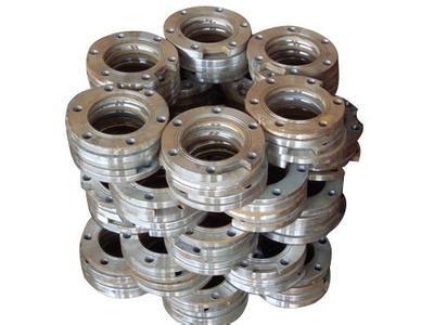 Custom Stainless Steel CNC Machining Flange
