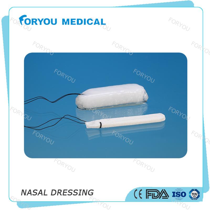 Surgical Dressing CE FDA PVA Sponge Nasal Hemostatic Dressing