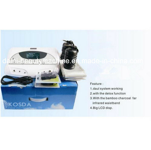 Ion Detox Foot SPA with Dual Screen Infrared Belts