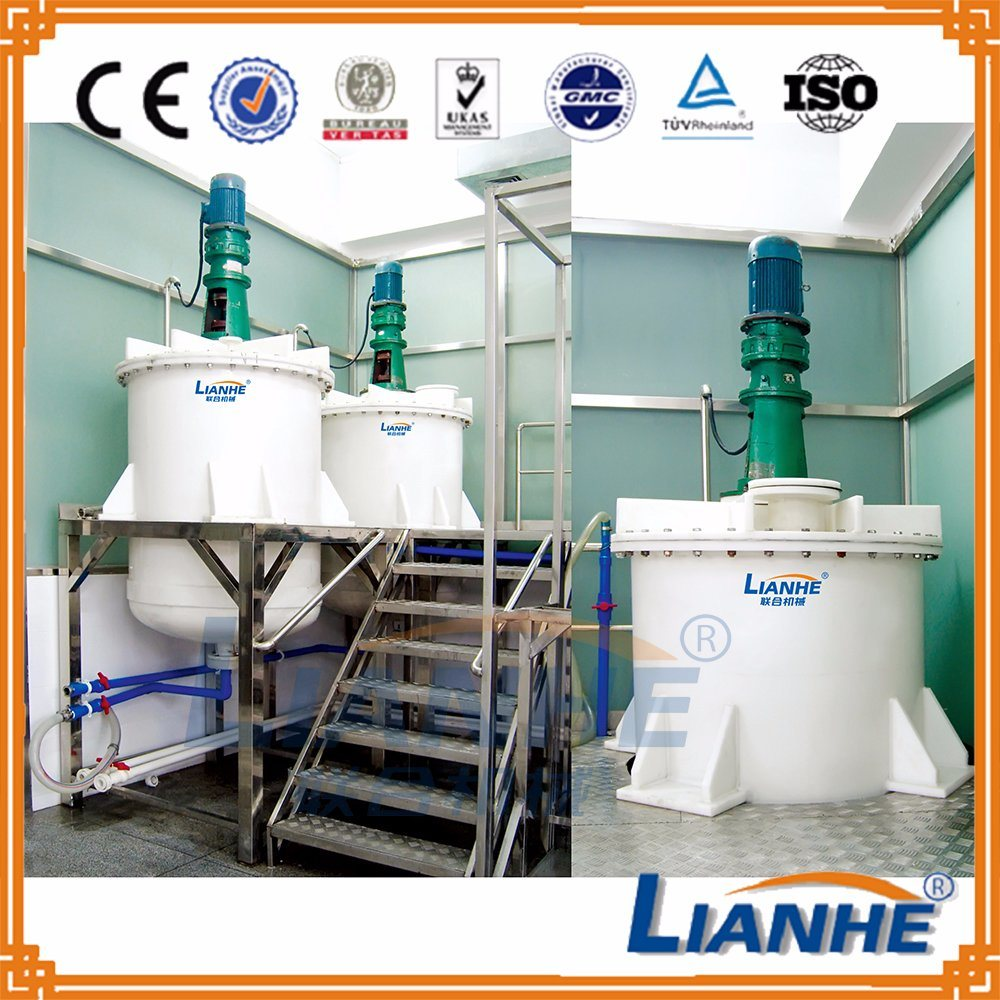 Polypropylene Anti Corrosive Chemical Mixer for Strong Acid/Alkali