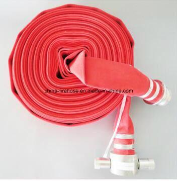 "2"" PVC/TPU/EPDM/Rubber Lining Fire Fighting Hose"