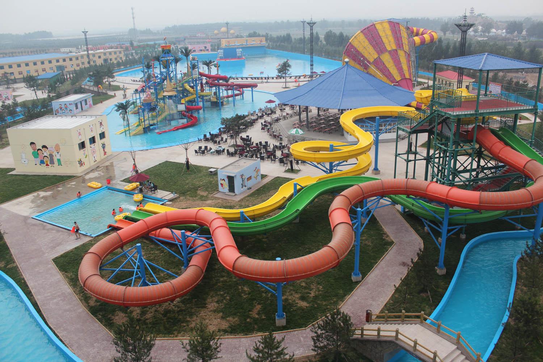 China Water Park Equipment - China Water Park Slide, Water