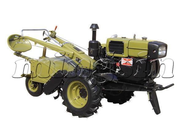 12HP Walking Behind Tractor Mx-121 (DF type) /Power Tiller