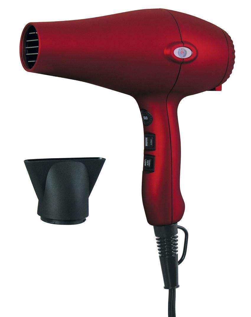 China far infrared ceramic hair dryer zq8620 gd 230v 50hz for Dc motor hair dryer